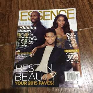 HOW TO GET AWAY WITH MURDER Essence Magazine