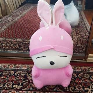Mashimaro cute plush soft toy