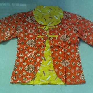 Baju batik 2 motif
