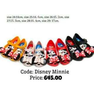 Mini Melissa Disney Minnie Mouse