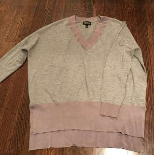 TOPSHOP Grey Sweater