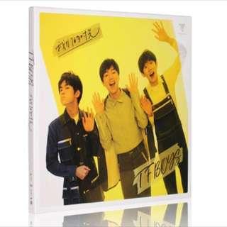 TFBOYS 我们的时光 album