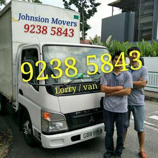 Movers and delivery services pls WHATSAPP 92385843 Johnson
