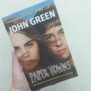 Paper Towns 📖