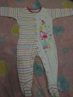 Mothercare Baby Jumpsuit 6-9bln