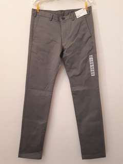 UNIQLO Gray Chino Pants
