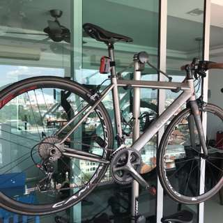 Not your average Lynskey titanium road bike