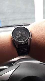 Jam fossil leather black