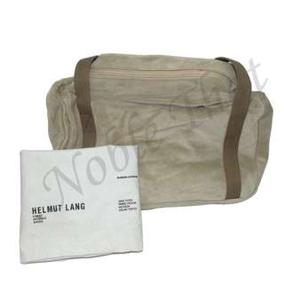 Helmut Lang - Leather Hand Bag 名牌真皮手袋