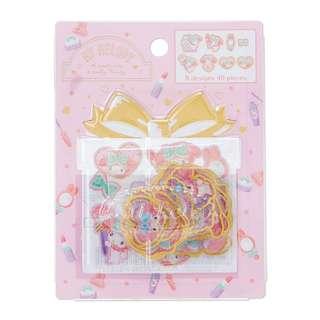Japan Sanrio My Melody Sticker (Happiness Girl)