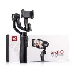 [BN] ZhiYun Smooth Q 3-Axis Smartphone Gimbal (Jet Black)