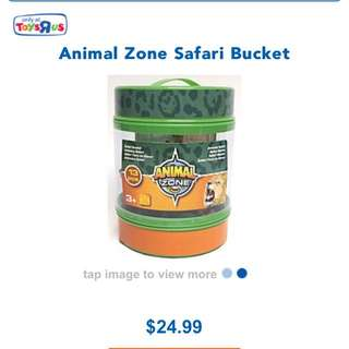 Brand New Animal Safari Zone Toy from Toys R Us
