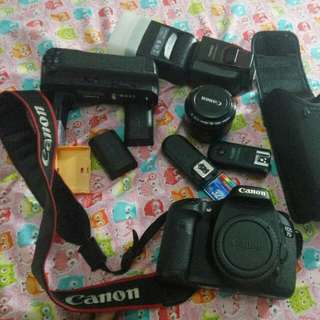 canon 7d kinclong