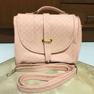 Rosegold Bag