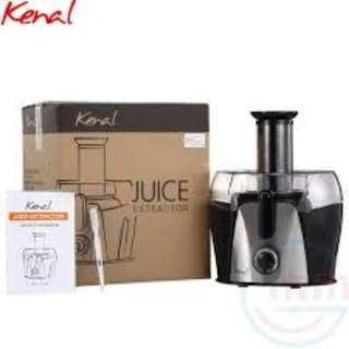 Kenal EX-362 Juicer & Fruit and Vegetable Juice Extractors 900 ML Black