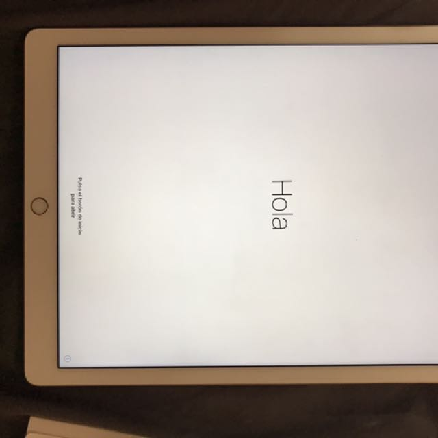 12.9 Inch iPad Pro with Apple Pencil!