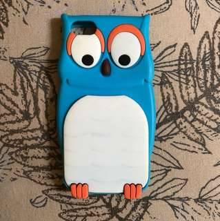 Owl iPhone 5/5s Case