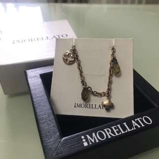 Morellato rosegold bracelet with charms