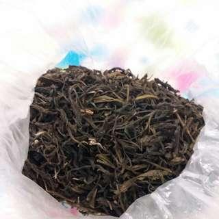 山區茶葉 綠茶