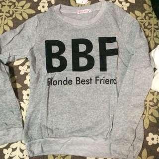 Sweatshirt BBF for best friend