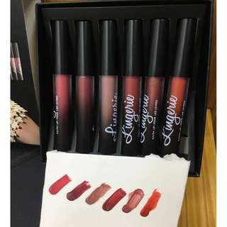 NYX Lingerie 6 in 1 Lip gloss / Lip Tint