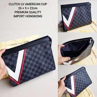 Clutch LV American Cup Mirror Quality 1:1