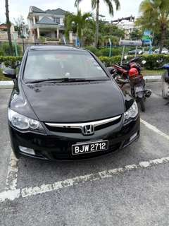Honda Civic FD 2.0 year 2008