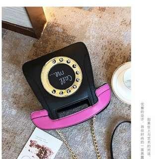Telephone sling bag