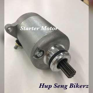 Starter Motor (Original Piaggio) for Model LX150