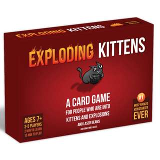 Exploding Kittens Original Version (SFW & NSFW)