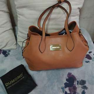 Dumond Genuine Leather bag