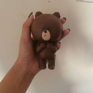 Bear squishy