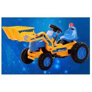 Excavator Backhoe Loader Crane Ride On Car Motorcycle Motor for Kids