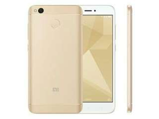 Xiaomi Redmi 4X 3/32Gb. Promo Kredit Easy 20