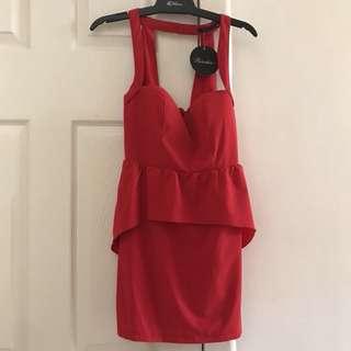 Red Dress - Brand New