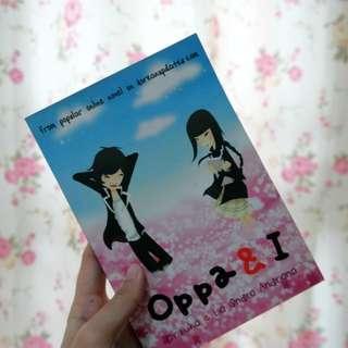 Oppa & I karya Orizuka & Lia Indra Andriana
