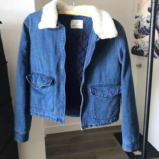 Denim jacket from Zara girl