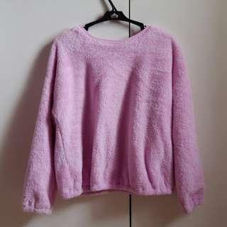 Uniqlo Pink Sweater