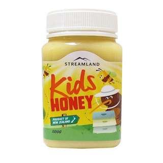 [澳洲🇦🇺直送]紐西蘭 Streamland Kids Honey🐝🍯
