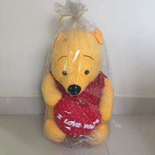 The Pooh Soft Toy