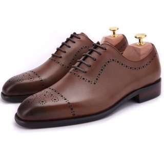 Formal shoe- Chestnut color Earnest & Collective