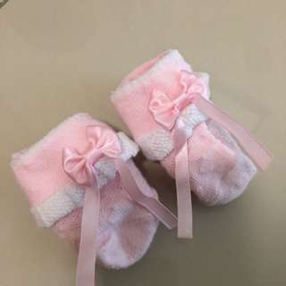 Baby girl sock