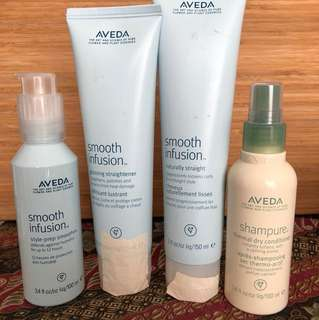 Aveda Smooth Infusion series