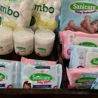 Sanicare Baby Needs