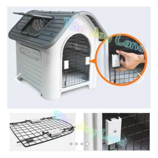 Premium Dog house 3 sizes/ Detachable/Washable Indoor/Outdoor