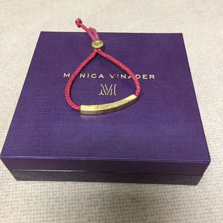 Monica Vinader Signature Bracelet