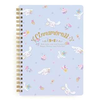 Japan Sanrio Cinnamoroll A5 Note (Happiness girl)