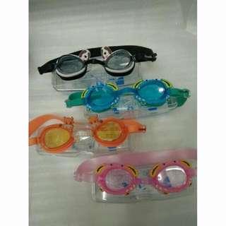 Kacamata Renang Anak Motif