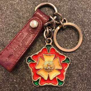 Vivienne Westwood key chain 鎖鑰扣