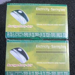 Electric Savings Box